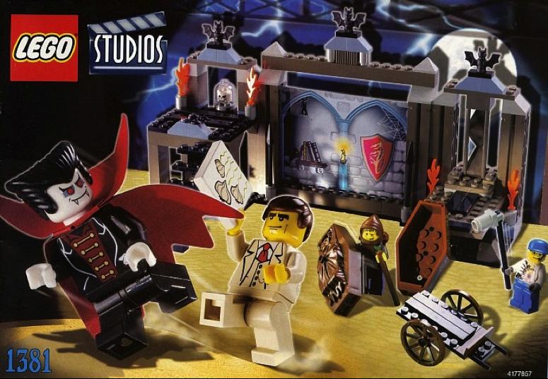 1381 The Vampires Crypt Lego Set (Brickset)