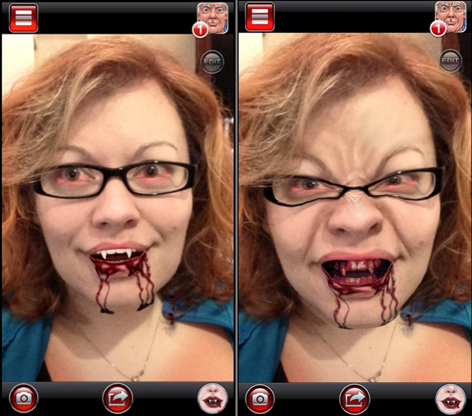 Happy, Angry Erin Vamp