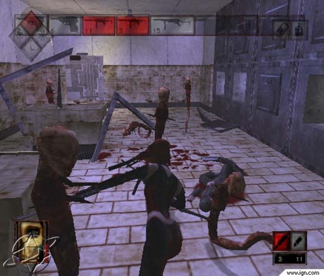 Video Game Review Bloodrayne Vamped