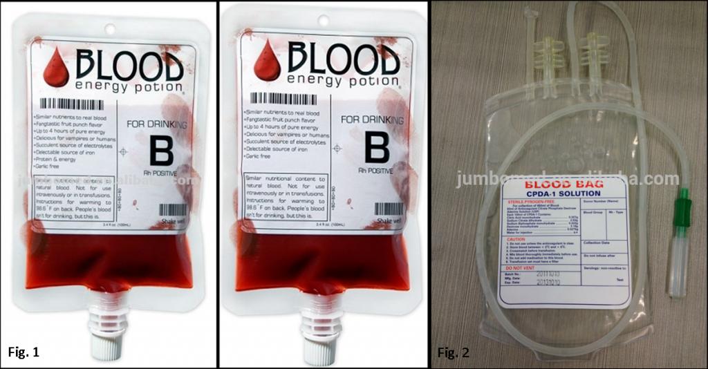 Blood Bag Comparison