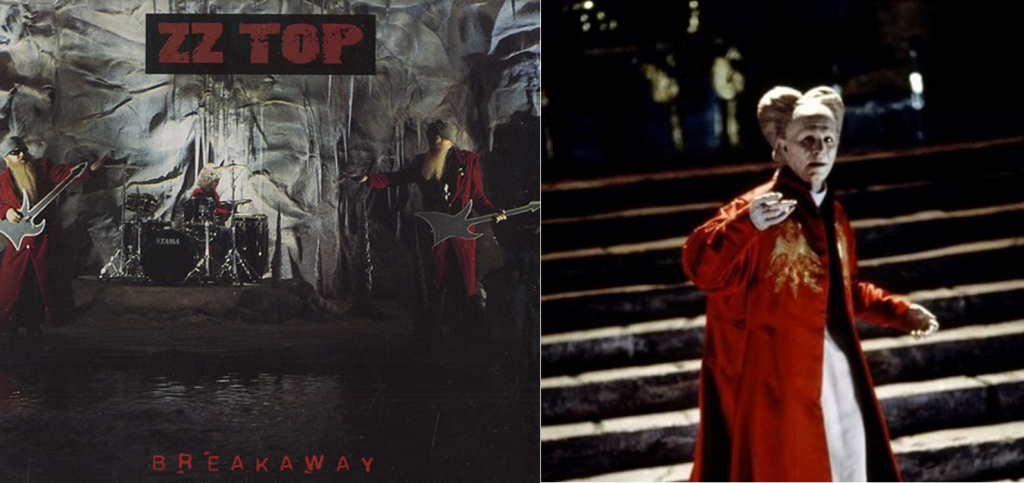 ZZ Top vs. Dracula