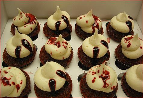 Red Velvet Cup Cakes from Retro Bakery in Las Vegas (Bombshelleventplanner)