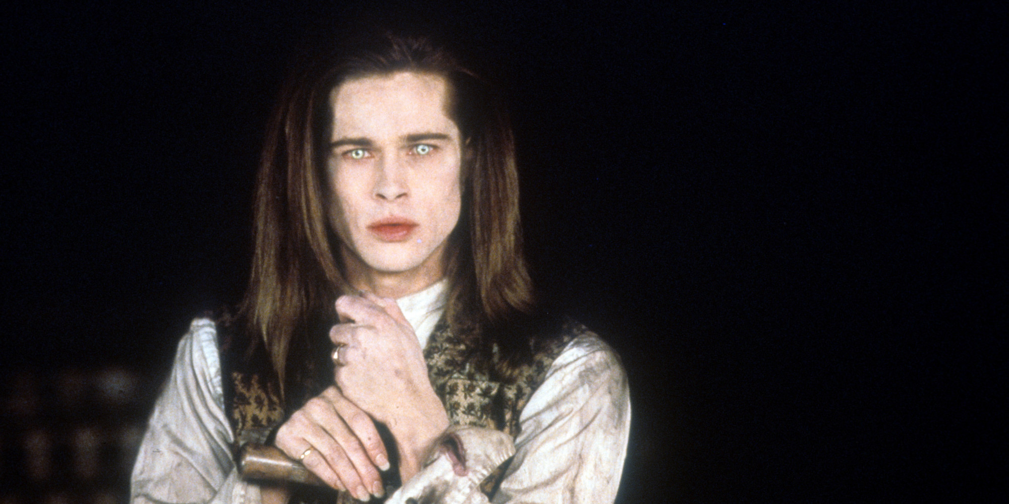 Brad Pitt In 'Interview With The Vampire: The Vampire Chronicles ...
