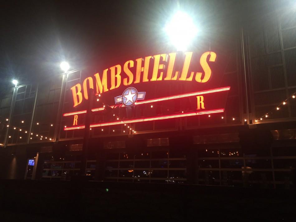 Bombshells Photo: Erin Chapman