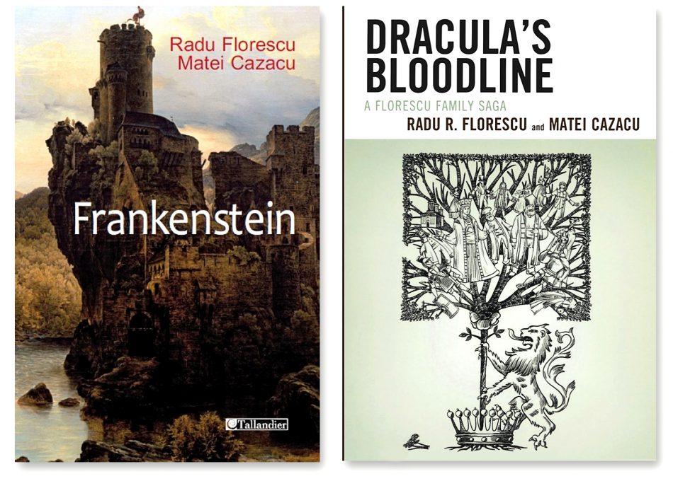 Frankenstein and Dracula's Bloodline