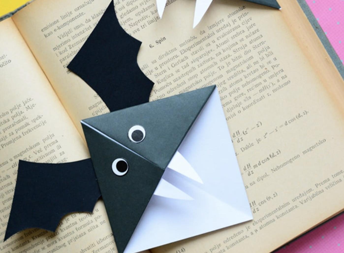 Vampire Book Mark